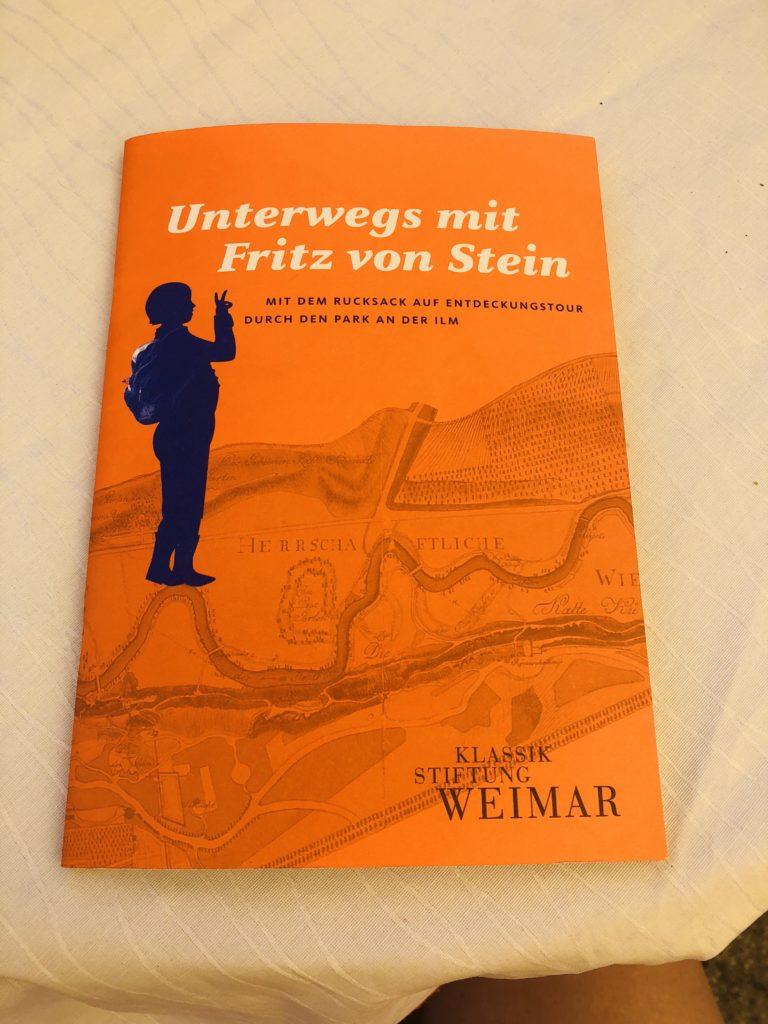 Klassik Stiftung Weimar Rucksacktour für Kinder