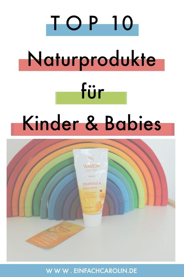 Top 10 Naturprodukte Baby Kinder