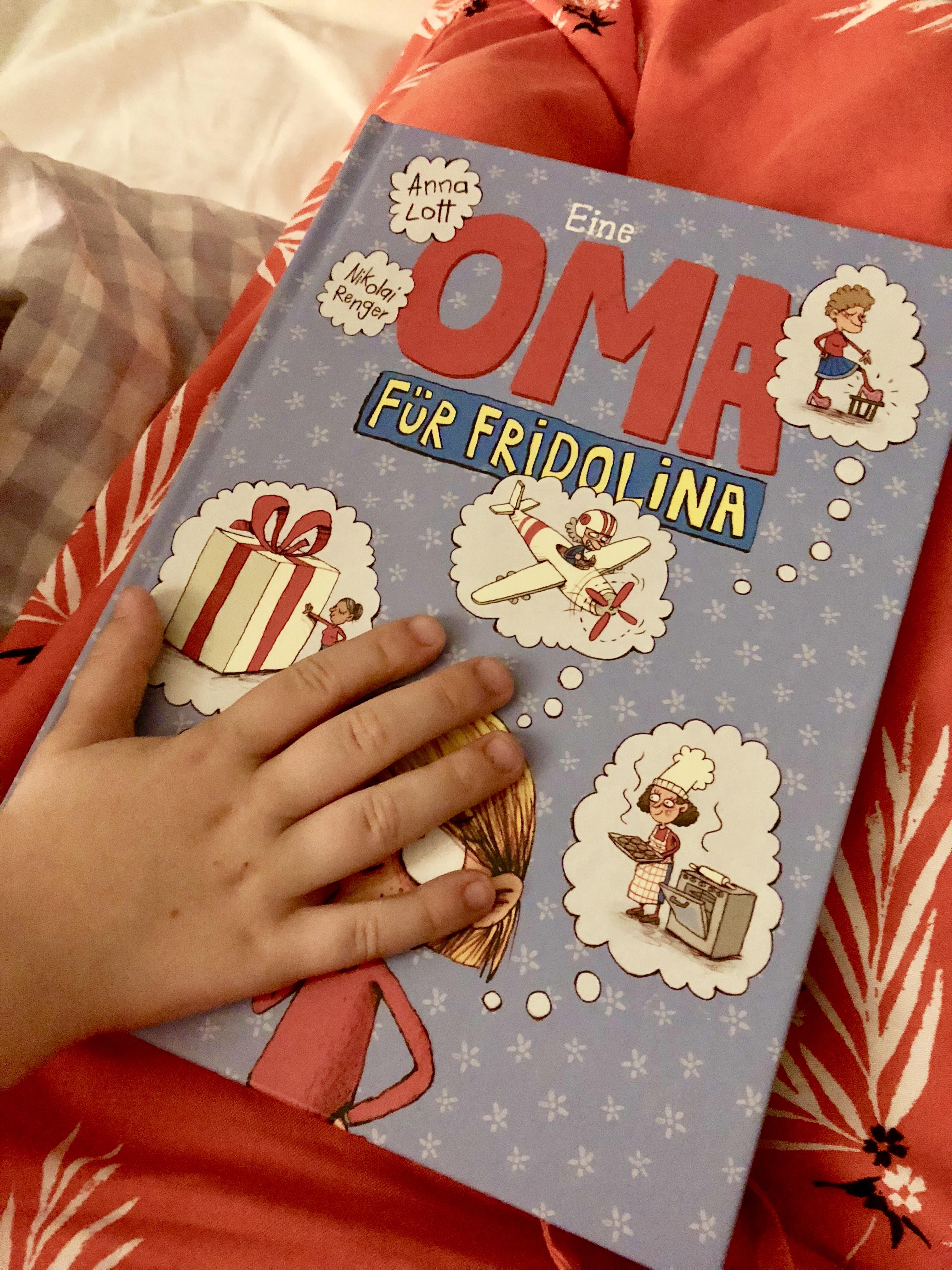 Oma für Fridolina Kinderbuch
