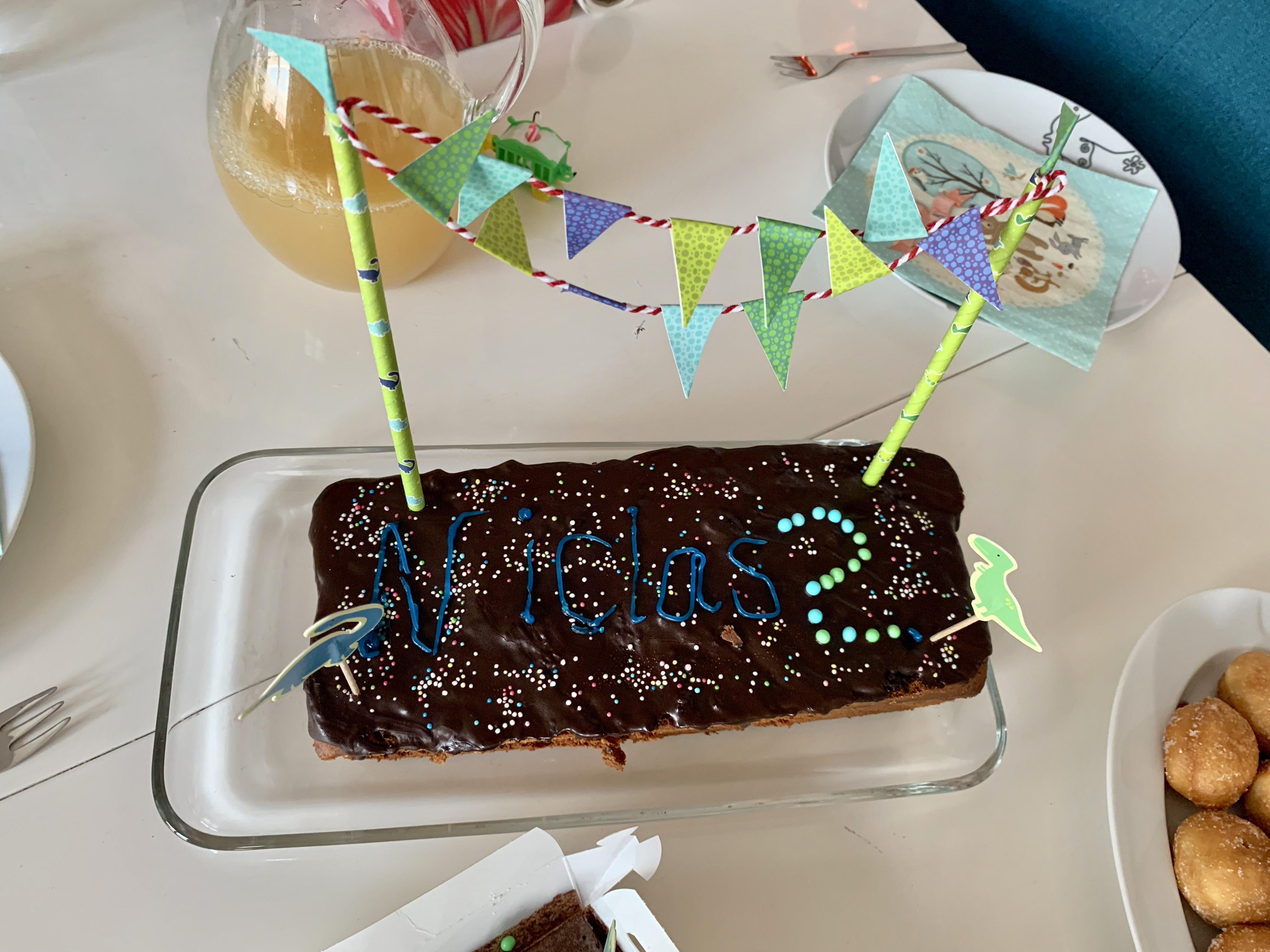 Kuchen Kindergeburtstag