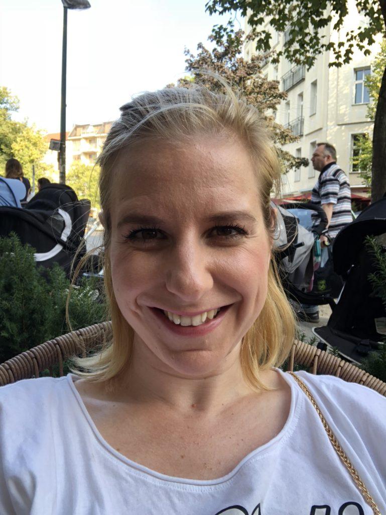 Selfie Carolin Hartmann
