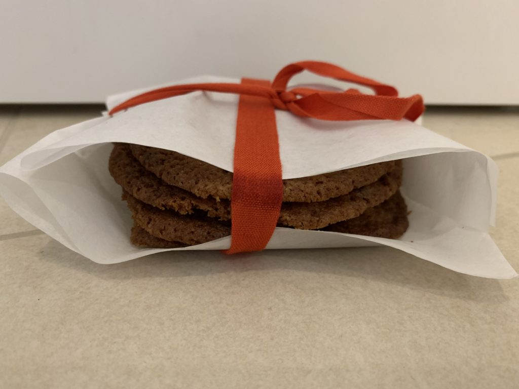 Cookies verschenken