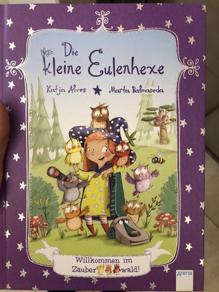 Die kleine Eulenhexe Kinderbuch