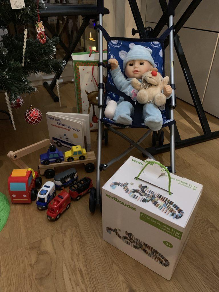 Geschenke für 2 jährigen Jungen